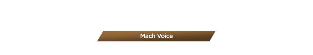 마하 보이스(Mach Voice)
