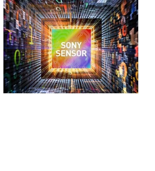 SONY Exmor CMOS Image Sensor
