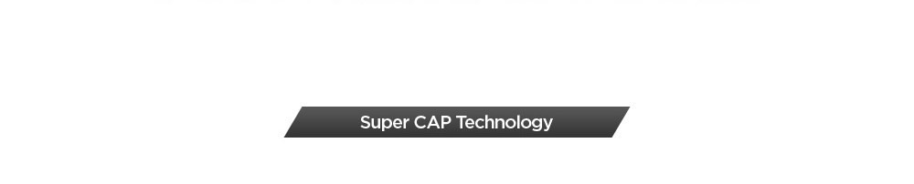 Super CAP Technology