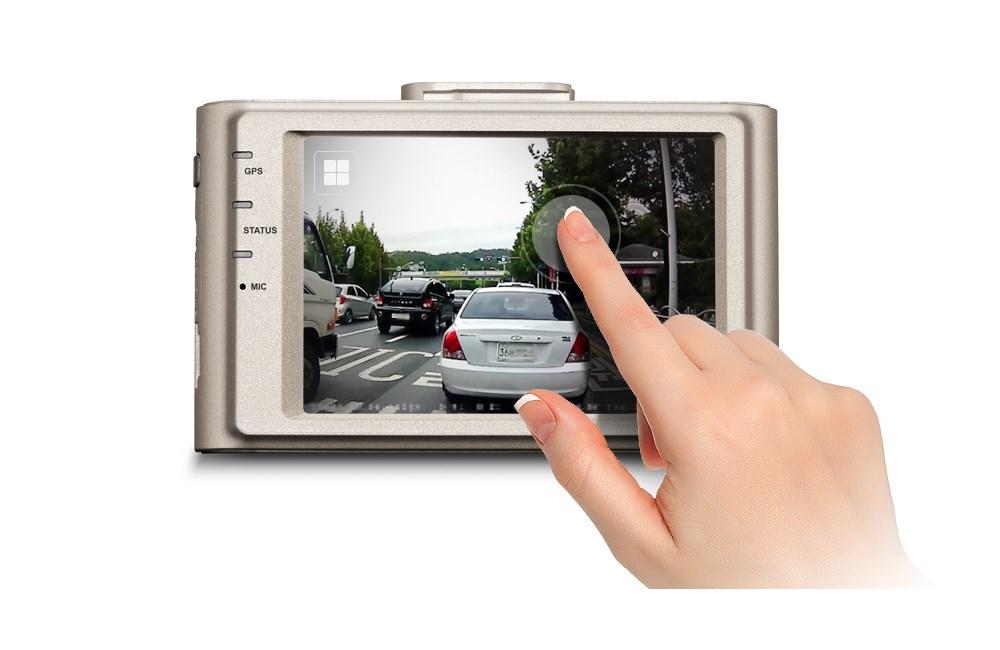 3.5형 Full Touch LCD 블랙박스