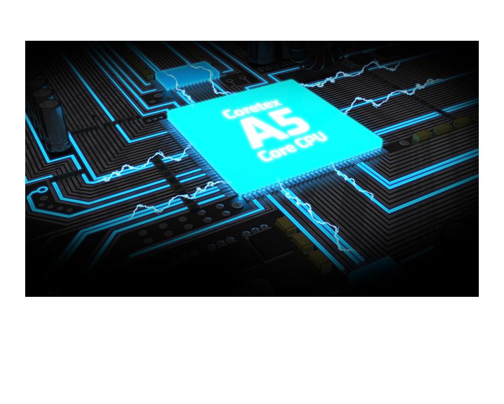 최고의 Performance 구현을 위한 최상의 CPU 탑재