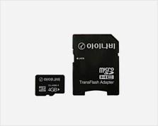 Micro SD메모리 4GB 이미지