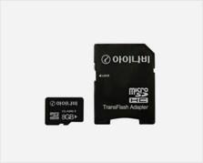 Micro SD메모리 8GB 이미지